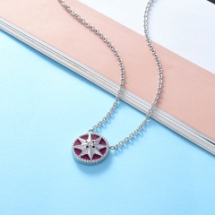 Stainless Steel Necklace NS-0723A