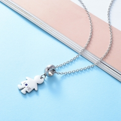 Stainless Steel Necklace PNS-0022