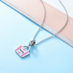 Stainless Steel Necklace PNS-0019C
