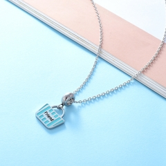 Stainless Steel Necklace PNS-0019A