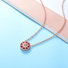 Stainless Steel Necklace NS-0723C
