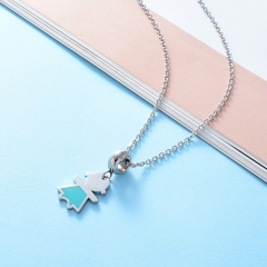 Stainless Steel Necklace PNS-0024