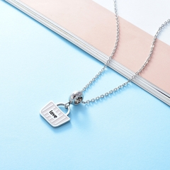 Stainless Steel Necklace PNS-0019B