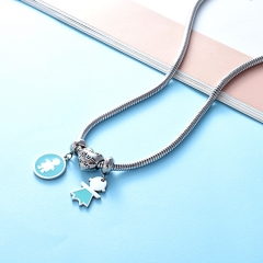 Stainless Steel Necklace PNS-0033