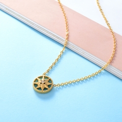 Stainless Steel Necklace NS-0724B