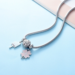 Stainless Steel Necklace PNS-0031