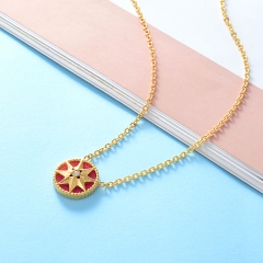 Stainless Steel Necklace NS-0723B