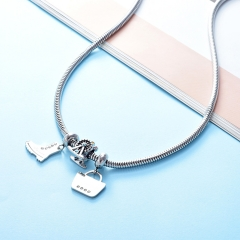 Stainless Steel Necklace PNS-0030