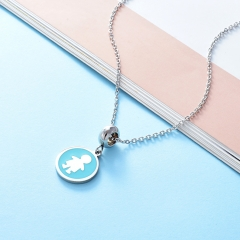 Stainless Steel Necklace PNS-0021