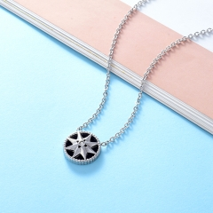 Stainless Steel Necklace NS-0725A