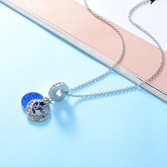 Stainless Steel Necklace PNS-0028