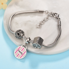 Stainless Steel Bracelet PBS-0038