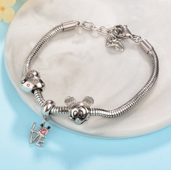 Stainless Steel Bracelet PBS-0039