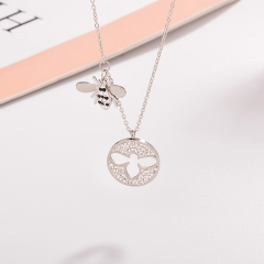 Stainless Steel Necklace NS-0737A