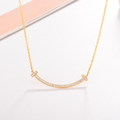 Stainless Steel Necklace NS-0738B