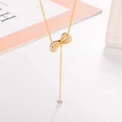 Stainless Steel Necklace NS-0736B