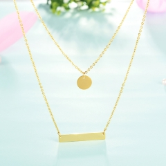 Stainless Steel Necklace  NS-CJ-0753