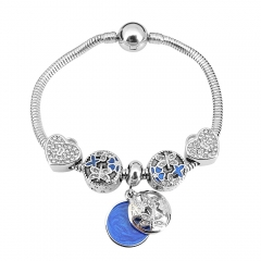 Stainless Steel Charms Bracelet Y285152