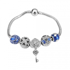 Stainless Steel Charms Bracelet Y275147