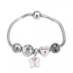 Stainless Steel Charms Bracelet Y245185