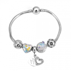Stainless Steel Charms Bracelet Y265215