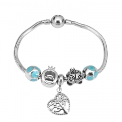 Stainless Steel Charms Bracelet Y250183