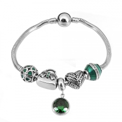 Stainless Steel Charms Bracelet Y245219