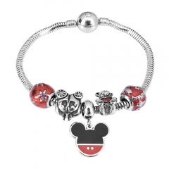 Stainless Steel Charms Bracelet Y240164