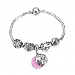 Stainless Steel Charms Bracelet Y255203