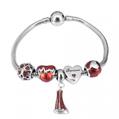 Stainless Steel Charms Bracelet Y265161
