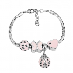 Stainless Steel Charms Bracelet  L170031