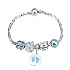 Stainless Steel Charms Bracelet Y250182