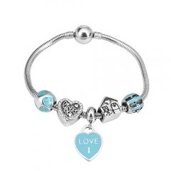 Stainless Steel Charms Bracelet Y250174