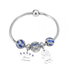 Stainless Steel Charms Bracelet Y250142