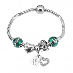 Stainless Steel Charms Bracelet Y245141