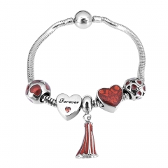Stainless Steel Charms Bracelet Y255166