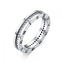 925 Sterling Silver Rings SCR610