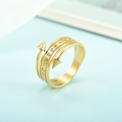 Stainless Steel Ring RS-1135