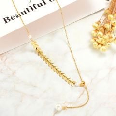 Stainless Steel Necklace   NS-0801