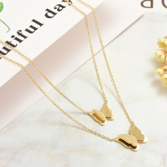 Stainless Steel Necklace   NS-0796