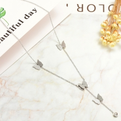 Stainless Steel Necklace   NS-0793A