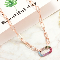 Stainless Steel Necklace   NS-0769C