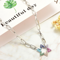 Stainless Steel Necklace   NS-0770A