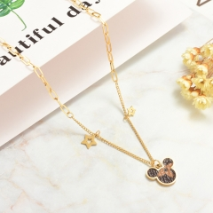 Stainless Steel Necklace   NS-0786