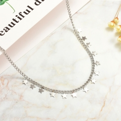 Stainless Steel Necklace   NS-0800