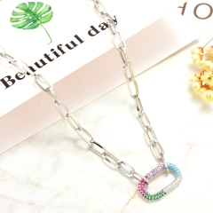 Stainless Steel Necklace   NS-0769A