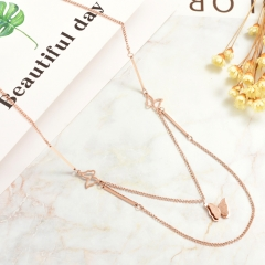 Stainless Steel Necklace   NS-0794