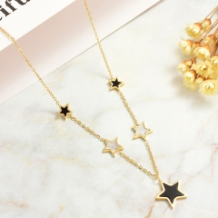 Stainless Steel Necklace   NS-0799