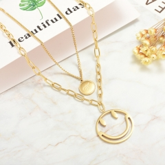 Stainless Steel Necklace   NS-0772