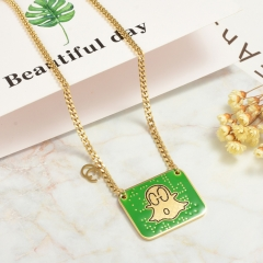 Stainless Steel Necklace   NS-0780